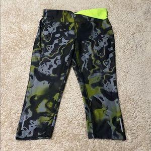 Nike Dri Fit Cropped Running Legging